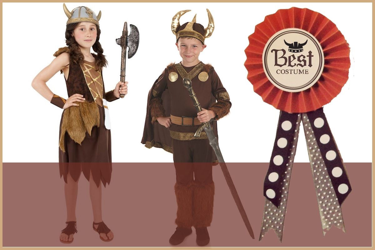 Best Viking Costume Competition
