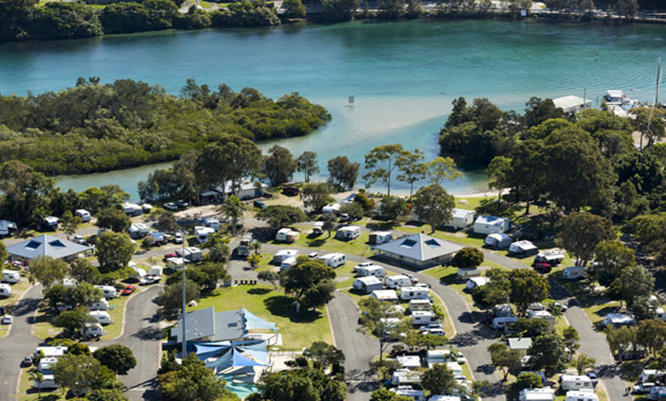 Caravans, RV and Camping